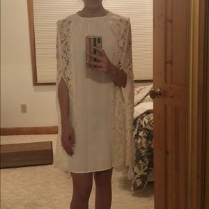 Dress purchased at a boutique in Paris, France